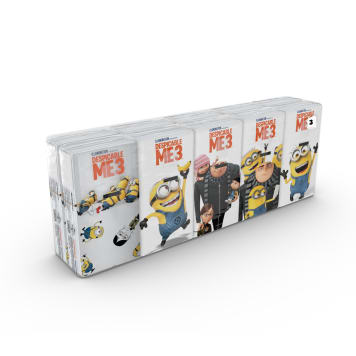 MINIONKI Wipes fairytale 10x9pcs. 1 pc