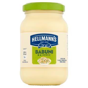 HELLMANNS Grandma Mayonnaise 225ml