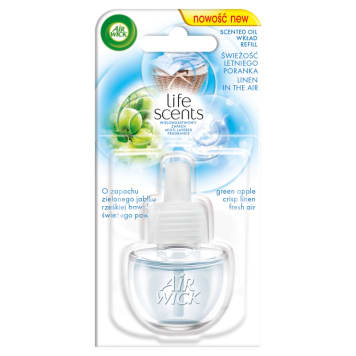 AIR WICK Life Scents Electric air freshener refill Fresh summer freshness 19ml