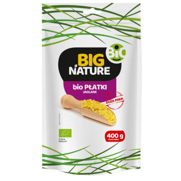 BIG NATURE Millet flakes BIO 400g