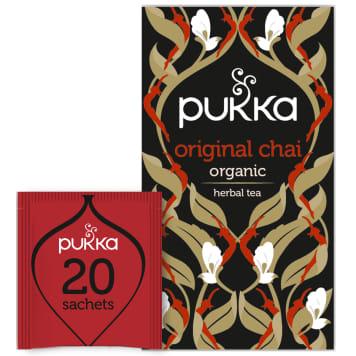 PUKKA Herbal teaOriginal Chai BIO 20 bags 40g