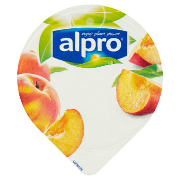 ALPRO Soy peach flavored 150g