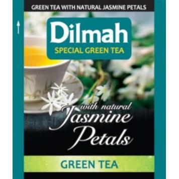 DILMAH Green tea Jasmine Petals 10 bags 1pc