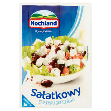 HOCHLAND Greek-type salad cheese 150g
