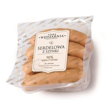 OLEWNIK STARA WĘDZARNIA Serdel with ham 250g