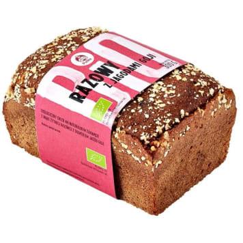 PUTKA Wholemeal bread with goji berry BIO 300g