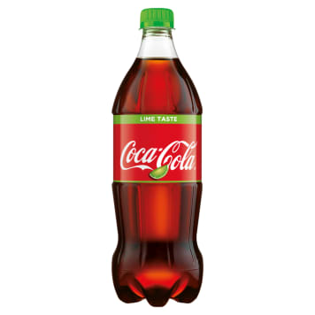 COCA-COLA LIME Fizzy drink 850ml