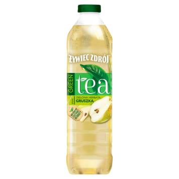 ŻYWIEC ZDRÓJ Green Tea Gruszka 1.5l