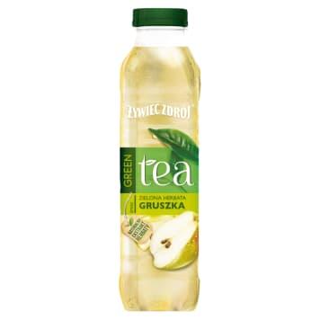ŻYWIEC ZDRÓJ Green Tea Napój herbaciany Gruszka 500ml