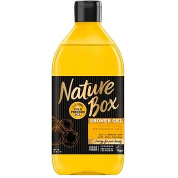 NATURE BOX Makadamia Żel pod prysznic 385ml