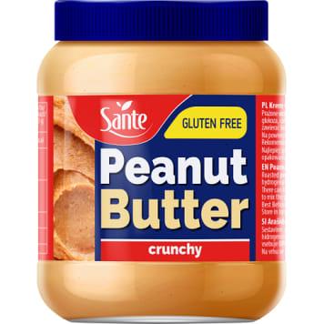 Masło orzechowe z kawałkami orzechów - Sante