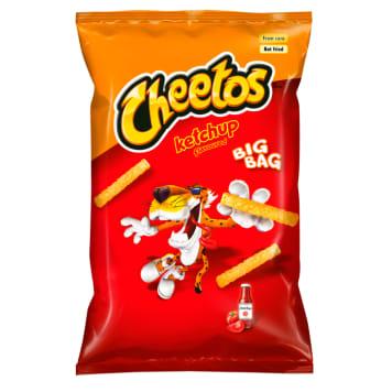 Chrupki Ketchupowe  - Cheetos. Pyszna, chrupiąca przekąska.