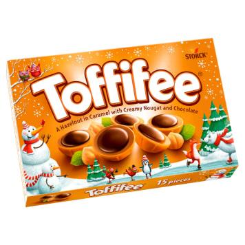 Czekoladki - Toffifee. Odrobina czekoladowej przyjemności.