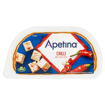 Ser Feta w kostkach z chilli - Arla Apetina. Wyjątkowo smaczna i szybka przekąska.