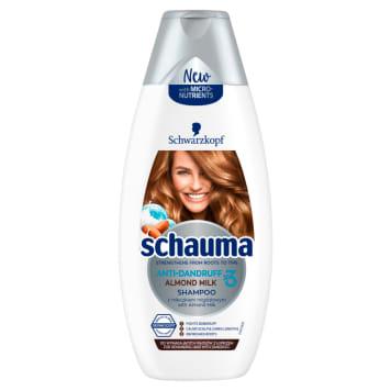 SCHAUMA Anti-Dandruff x3 Shampoo Almond milk 400ml