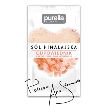 PURELLA SUPERFOODS Himalayan salt is fine 200 g