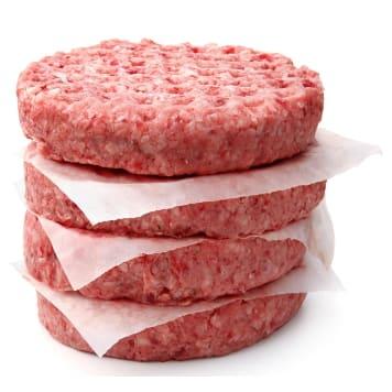 T. BOER & ZN Mini hamburgery cielęce (4x30g) 120g
