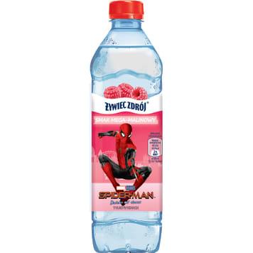 ŻYWIEC ZDRÓJ Non-carbonated raspberry drink 500ml