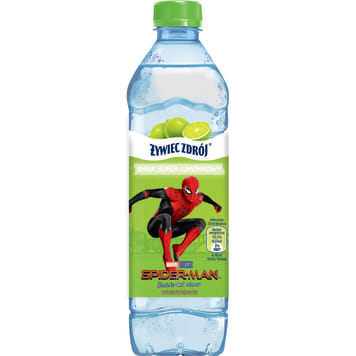 ŻYWIEC ZDRÓJ Non-carbonated drink terribly lime 500ml