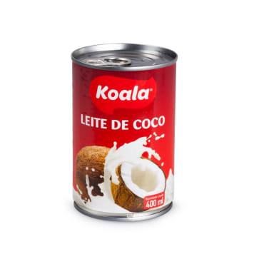 KOALA Mleczko kokosowe (86% ekstraktu z kokosa) 400ml