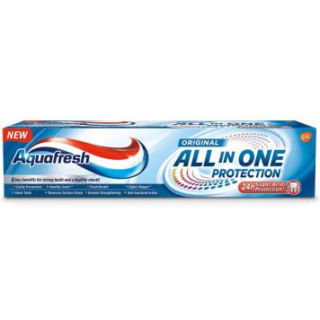 AQUAFRESH All in One Protect Pasta do zębów 1szt