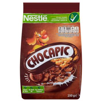 Nestlé - Płatki Chocapic. Pyszne pszeniczno czekoladowe śniadanie.