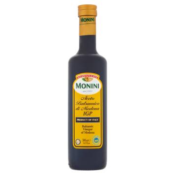 Ocet balsamiczny z Modeny Monini to prawdziwy smak Włoch, zmieniający charakter najprostszych dań.