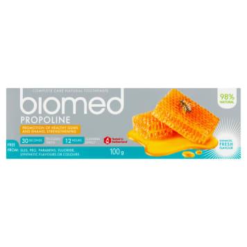 BIOMED Propoline Pasta do zębów mocne i zdrowe dziąsła 100ml