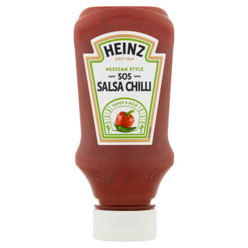 HEINZ Sos salsa chilli 220ml