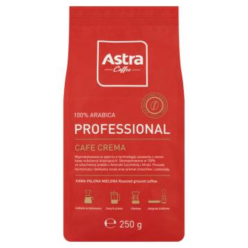 ASTRA Professional Cafe Crema Kawa palona mielona 100% Arbica 250g