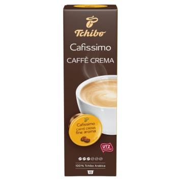 TCHIBO Cafissimo Kawa mielona w kapsułkach Caffe Crema Fine Aroma 10 kapsułek 70g