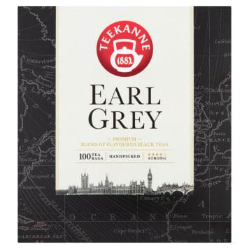 TEEKANNE Earl Grey Mieszanka herbat czarnych 165g