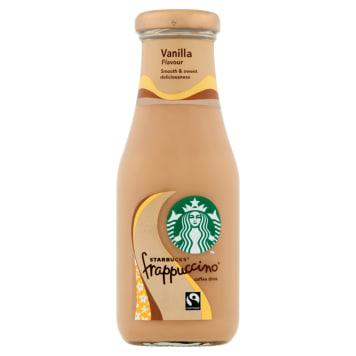 STARBUCKS Frappuccino Mleczny napój kawowy o smaku waniliowym 250ml