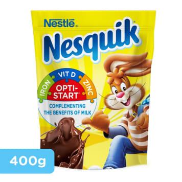 NESTLÉ NESQUIK Rozpuszczalny napój kakaowy Opti-Start 400g