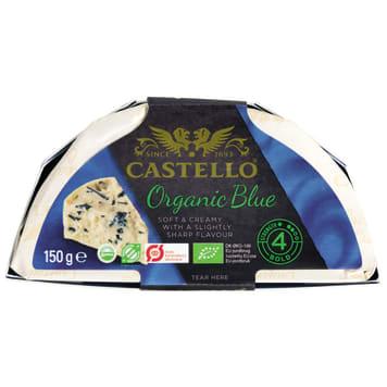 ARLA Castello Ser pleśniowy Creamy Blue BIO 150g