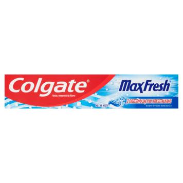 Pasta do zębów - Colgate. Do codziennej higieny jamy ustnej.