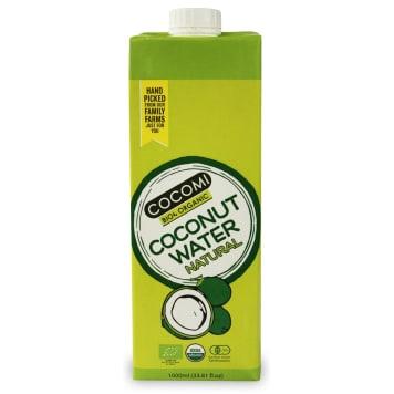 COCOMI Woda kokosowa naturalna BIO 1l