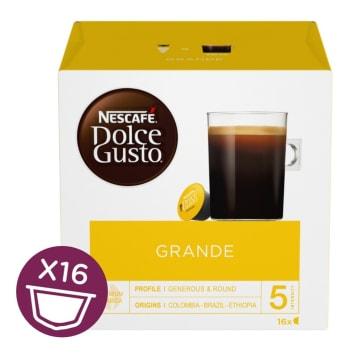 Kawa w kapsułkach (16x8g) Dolce Gusto Grande - Nescafe