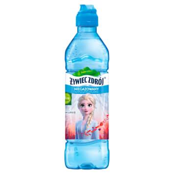 Woda niegazowana - Żwywiec Zdrój. Doskonale nawadnia i orzeźwia.