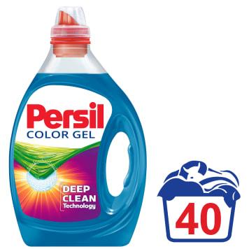 Skoncentrowany płyn do prania – Persil Lavender Freshness usuwa brud, a pozostawia świeży zapach.