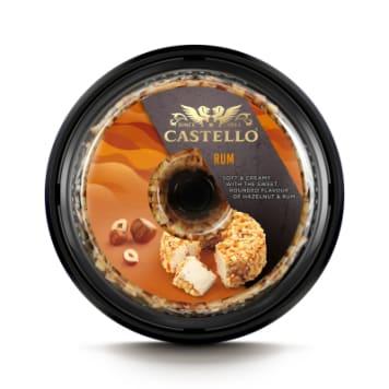 ARLA Castello Serek kremowy dekorowany Rum 125g