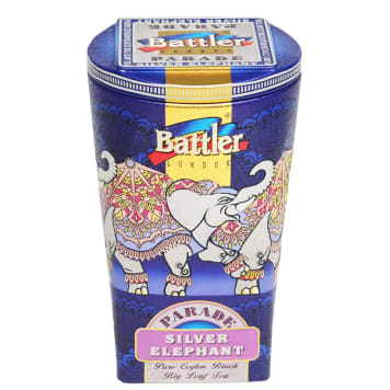 BATTLER Herbata czarna cejlońska 100g
