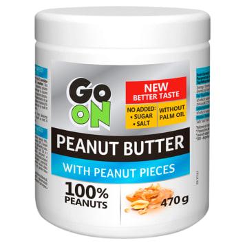 Masło orzechowe z orzeszków arachidowych bez soli i cukru od Sante Go On!