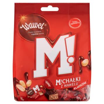 Michałki Zamkowe, cukierki w czekoladzie - Wawel