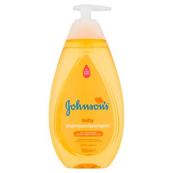 JOHNSONS® BABY Szampon z pompką 500ml