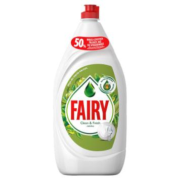 FAIRY Płyn do mycia naczyń jabłko 1.35l