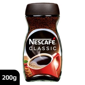 Kawa rozpuszczalna - Nescafe Classic