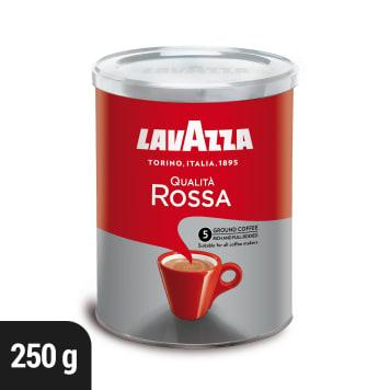LAVAZZA QUALITÀ ROSSA Kawa mielona (puszka) 250g