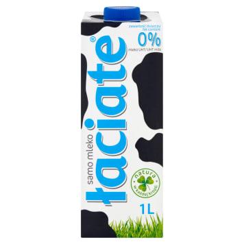 Mleko UHT 0,0% 1000ml - Łaciate