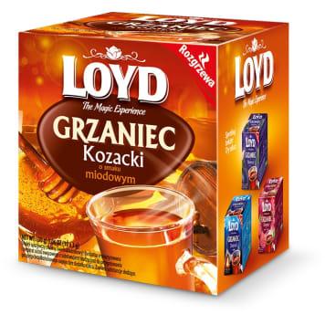 Grzaniec Kozacki na miodzie - Loyd tea